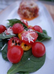 Lasagne salat