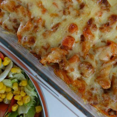 Martines pasta og kjøttdeigform