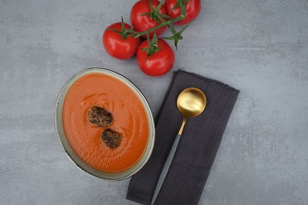 Tomatsuppe for hele familien