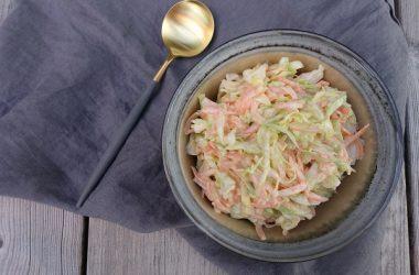 Coleslaw med kesam