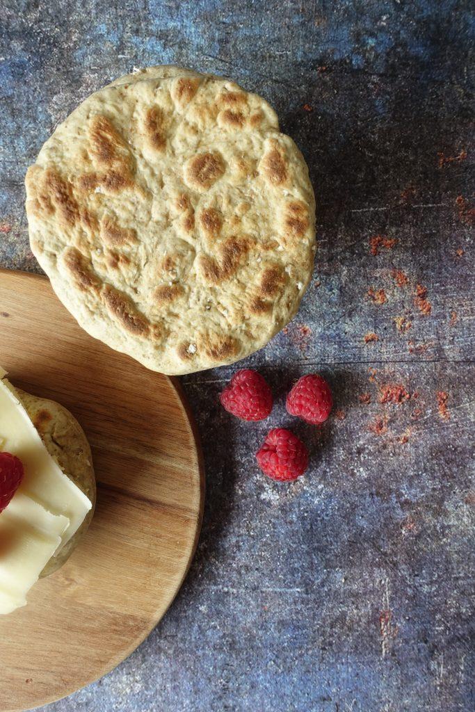 Yoghurtbrød uten heving - brød klart på 30 minutter